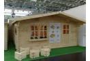 Casa da vacanza Bilbao 25m² (5x5m), 44mm