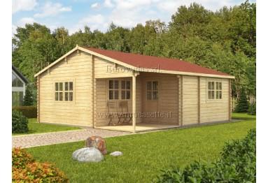 Casa da vacanza Bordo  42m² (7x6 m), 44 mm