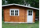 Casetta in legno Derby 13,5m² (4,5x3m), 34mm