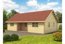 Casa da vacanza Katryn 66m² (11x6m), 44mm