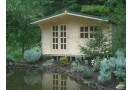 Casetta in legno Malaga 12m² (4x3m), 34mm