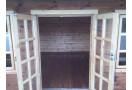 Casetta in legno Malta 25m² (5x5,1m), 44mm