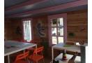 Casetta in legno Milano 25m² (5x5m), 44mm