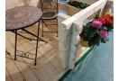 Casetta in legno Monaco 25m² (5x5m), 44mm